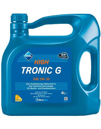 HighTronic G 5W-30