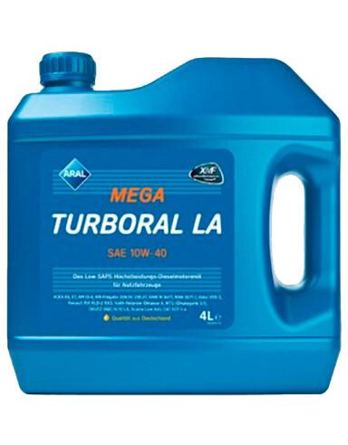 MegaTurboral LA 10W-40
