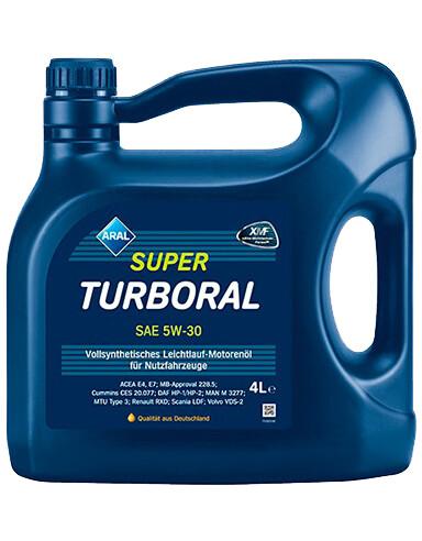 SuperTurboral 5W-30