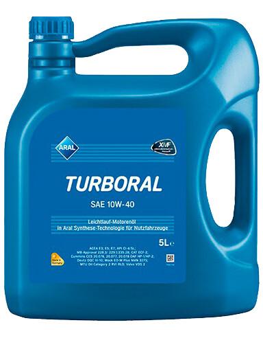 Turboral 10W-40