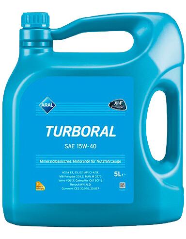 Turboral 15W-40