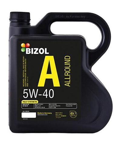 Allround 5W-40
