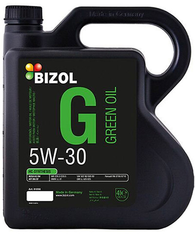 Green Oil 5W-30
