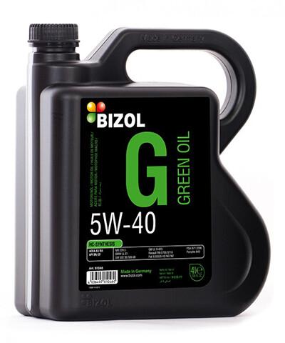Green Oil 5W-40