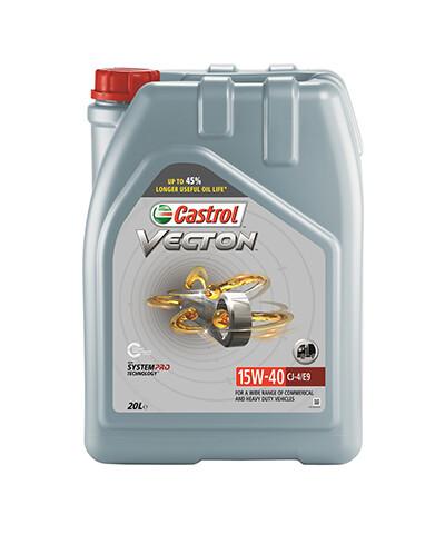 VECTON 15W-40 CJ-4/E9