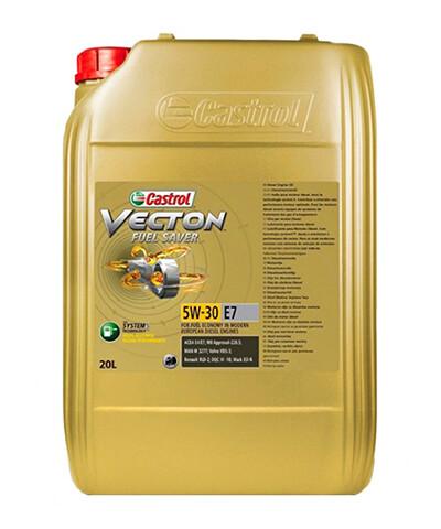 VECTON FUEL SAVER 5W-30 E7