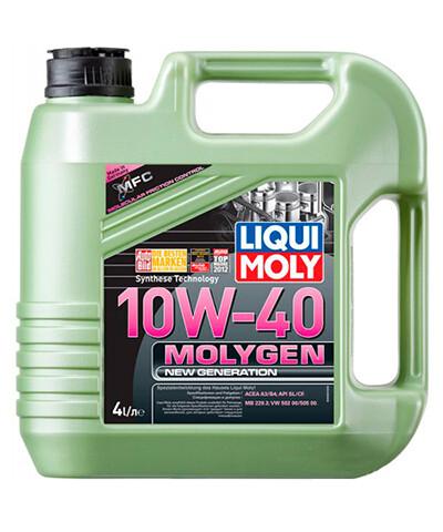Molygen New Generation 10W-40