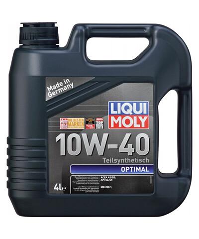Optimal 10W-40
