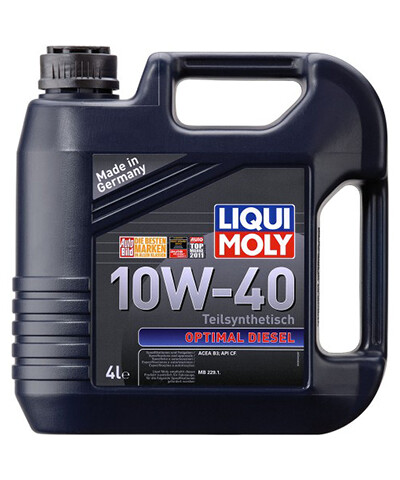 Optimal Diesel 10W-40