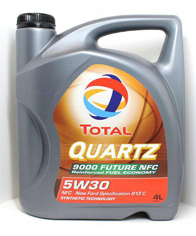 QUARTZ 9000 FUTURE NFC 5W-30