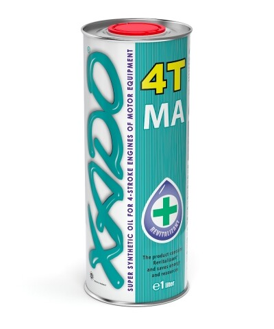 Atomic Oil 10W-40 4T MA SuperSynthetic