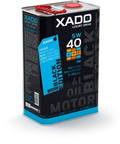 LX AMC Black Edition 5W-40 SM/CF