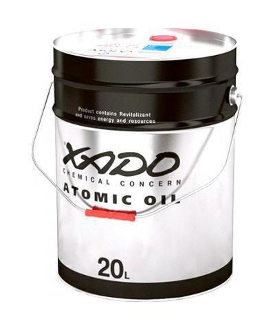 Atomic Oil 10W-40 STOU