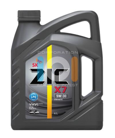 X7 LPG 5W-30